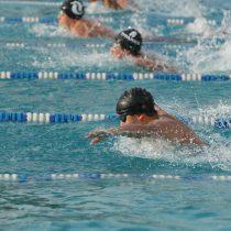 La natación en todo su esplendor