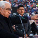 Antorcha será un partido político; llama a la unidad nacional