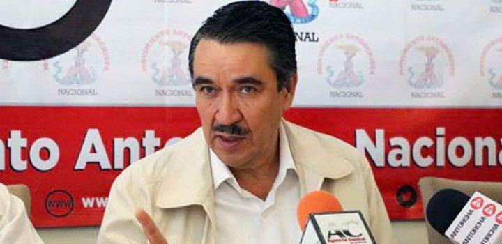 AMLO pretende desalojar plantón de mexicanos que reclaman derechos