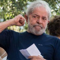 Simpatizantes de Lula esperan ansiosos su liberación