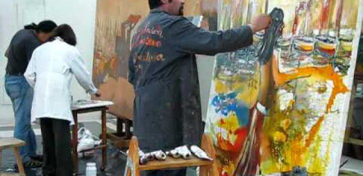 Guadalajara reunirá a destacados pintores mundiales en el marco de la décima edición del The International Art Exchange