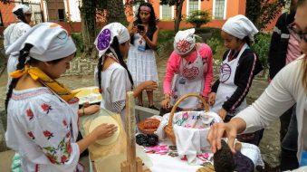 Concluye Primer Encuentro Nacional de Saberes Locales con niñas y niños portadores de conocimientos y saberes locales