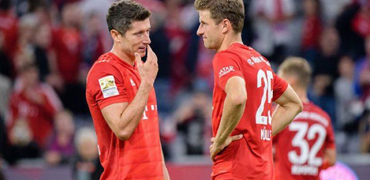 Bayern cae y Leipzig se adueña de la Bundesliga