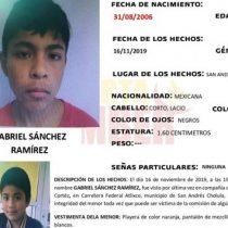 Desaparecen 2 niños en carretera de Puebla