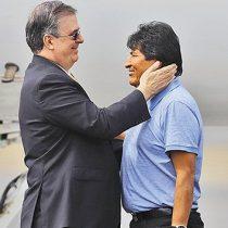 Esconden a Evo Morales por seguridad
