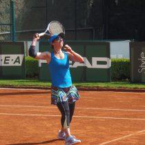 Elena Chiriti, bicampeona del Internacional Masters TotalPlay presentado por Roshfrans