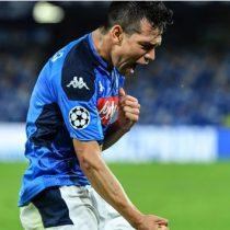 Marca Lozano en Champions League
