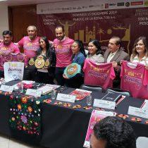 """Expectación por el """"Medio Maratón Internacional Acapulco 2019 Transformando con Deporte"""""""