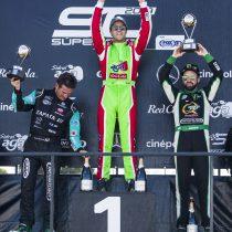 Salvador de Alba Jr, fue profeta en su tierra y ganó en Mercedes-Benz
