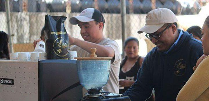 Huitzilan, ejemplo en la producción del café de altura