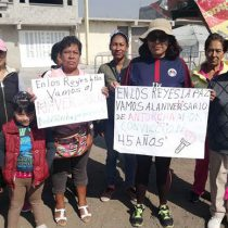 Vecinos de Los Reyes La Paz van al aniversario de Antorcha por convicción