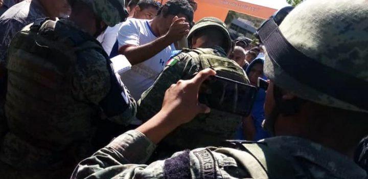 4T de AMLO abusa del poder y agrede a estudiantes
