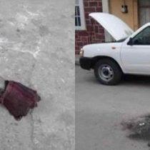 Atacan con bombas molotov instalaciones de periódico de SLP