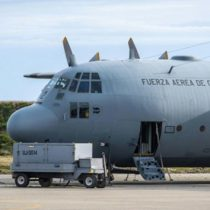 Búsqueda de avión militar chileno continúa sin arrojar rastros