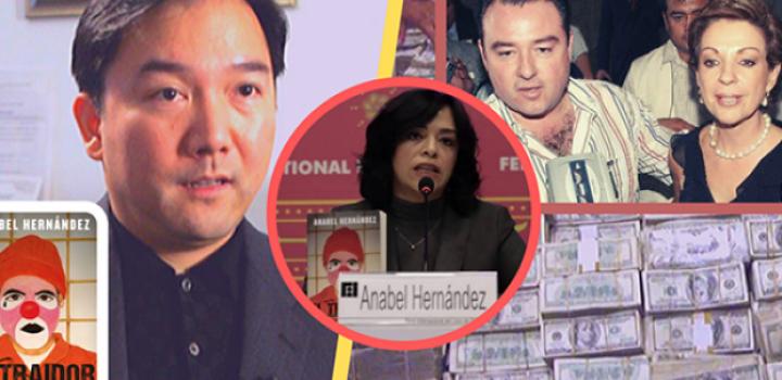 Dinero de Zhenli Ye Gon era de los hijos de Marta Sahagún: Anabel Hernández