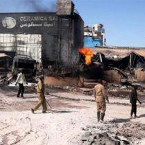 Explosión en fábrica deja al menos 23 muertos en Sudán