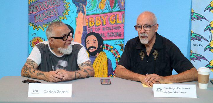 UAM abrirá la primera exposición individual de Carlos Zerpa en México