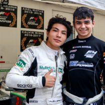 Chara Mansur Jr. llega al Gran Premio de Aguascalientes a escalar en la tabla del campeonato de los FIA F4 Nacam este fin de semana