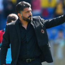 Gattuso se perfila como entrenador del 'Chucky' en el Napoli