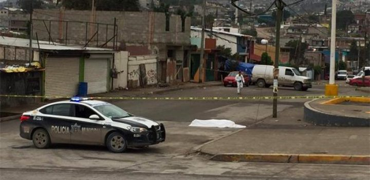 Asesinan a hijo de fotoperiodista en Tijuana