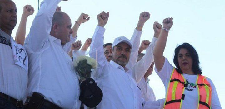 Los LeBarón pedirán a AMLO ser embajadores cívicos por la paz