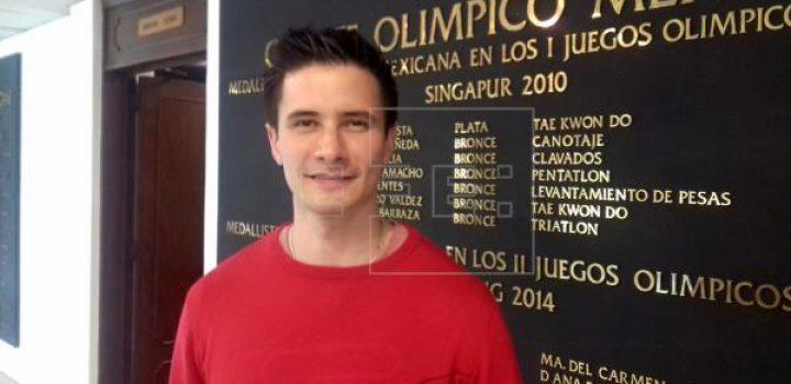 Ganar una medalla, del color que sea, pero ganarla en JO de Tokio: Alfonso Victoria
