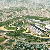 Nuevo circuito de Río de Janeiro; ¡sobre un un campo de minas!