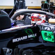 Remata el año Pietro Fittipaldi con pruebas F1 en Yas Marina