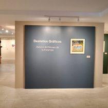 Destellos Gráficos, muestra dedicada al grabado en México, brilla en Toluca