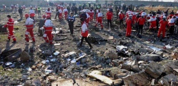 Avión ucraniano fue derribado por misil iraní