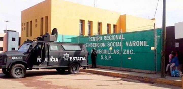 Muertos en penal de Zacatecas eran del Cártel del Golfo: SSP