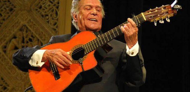 La música romántica de luto por la partida de Chamín Correa