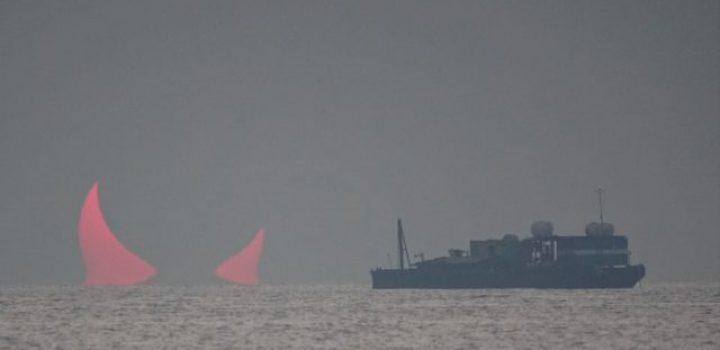 'Cuernos del Diablo' aparecen en mar de Qatar, temen fin del mundo