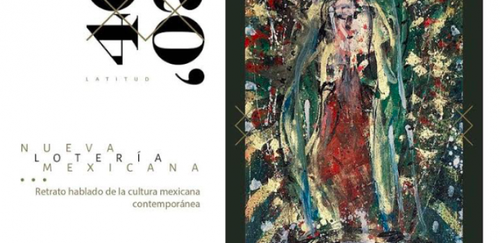 Presenta el artista plástico Enrique Fuentes la segunda parte de su Nueva Lotería Mexicana