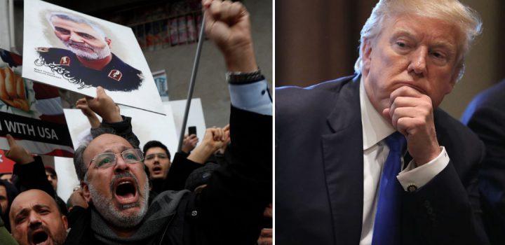 Enfrentamiento Estados Unidos-Irán