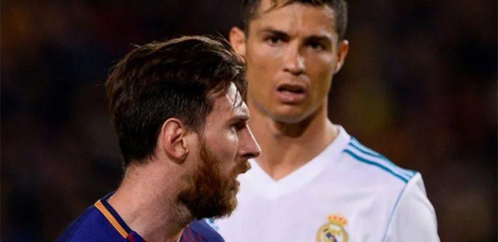 Messi extraña rivalidad con Cristiano Ronaldo en Liga de España