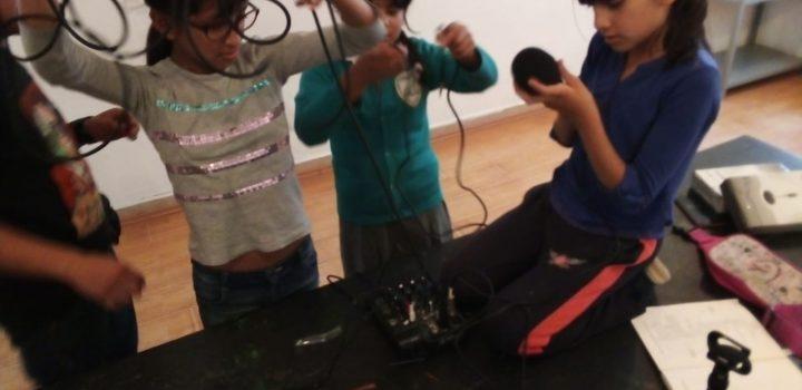 Ganan mención honorífica niñas del semillero creativo de Radio de Ixtapaluca, Estado de México