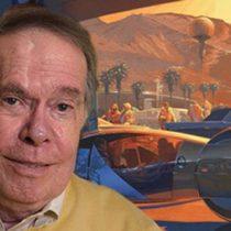 Fallece Syd Mead, diseñador de Blade Runner