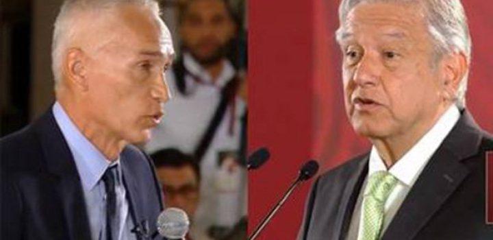 Jorge Ramos a AMLO: 2019, más violento que cualquiera de EPN o Calderón