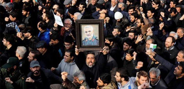 EU enviará miles de soldados a Oriente Medio tras muerte de Soleimaní