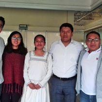 Alumnos de la UAM realizan congreso para acercar la ciencia a los jóvenes oaxaqueños