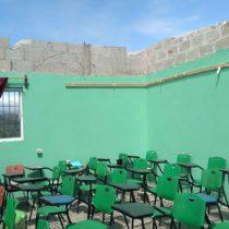 Frente frío número 41, deja sin aulas a jóvenes de telesecundaria en Coatepec y Xalapa