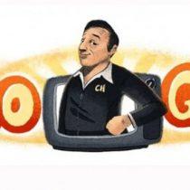 Google celebra a 'Chespirito' con colorido doodle
