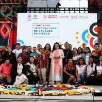 Concluye Congreso Internacional de Lenguas en Riesgo