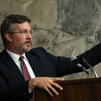 Diputados se enfrentan en San Lázaro por designación de Ackerman