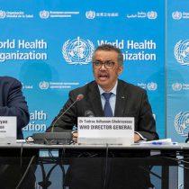 OMS eleva a 'muy alto' el riesgo del coronavirus a nivel mundial