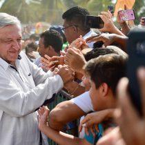 ¿A qué hora señor Presidente López Obrador?