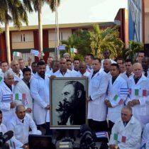 Cuba envía a Italia y América Latina brigadas médicas para enfrentar el coronavirus