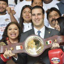 Iztapalapa buscará récord Guinness 2020 de boxeo con clase masiva en Zócalo CDMX