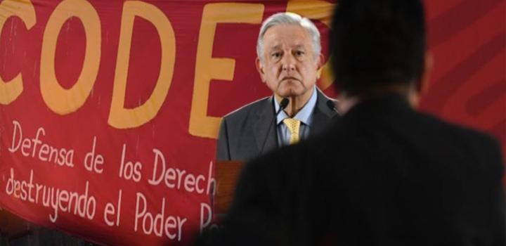 Opinión: Los intereses de los mercenarios políticos de siempre que se esconden en los actos de CODEP-CODEM
